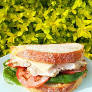 Herb Chicken Sandwich