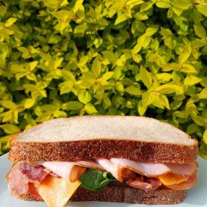 Turkey BLT Sandwich